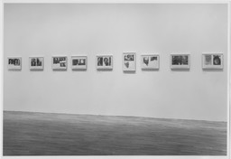 The Photographs of Josef Albers: A Selection from the Collection of The Josef Albers Foundation. Jan 27–Apr 19, 1988. 3 other works identified