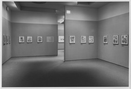 "Rauschenberg, 34 Drawings for Dante's ""Inferno"" and Selections from the Drawings Collection. Apr 1–Jul 17, 1988. 3 other works identified"