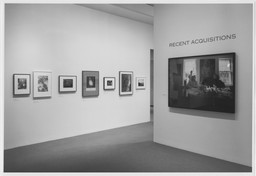 Recent Acquisitions, Photography. Jul 16–Oct 11, 1988. 1 other work identified