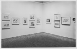 The Drawings of Philip Guston. Sep 7–Nov 1, 1988.
