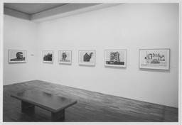 The Drawings of Philip Guston. Sep 7–Nov 1, 1988. 1 other work identified