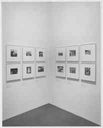 Walker Evans: American Photographs. Jan 19–Apr 11, 1989.