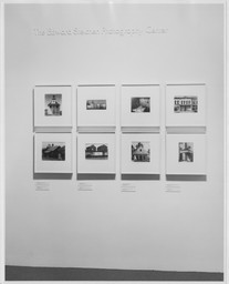 Walker Evans: American Photographs. Jan 19–Apr 11, 1989. 4 other works identified