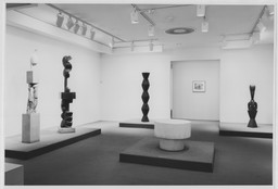 Artist's Choice: Burton on Brancusi. Apr 7–Jul 4, 1989. 2 other works identified