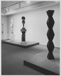 Artist's Choice: Burton on Brancusi. Apr 7–Jul 4, 1989. 1 other work identified