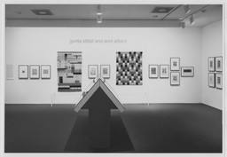 Gunta Stölzl and Anni Albers. Feb 18–Jul 10, 1990. 3 other works identified