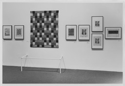 Gunta Stölzl and Anni Albers. Feb 18–Jul 10, 1990. 5 other works identified