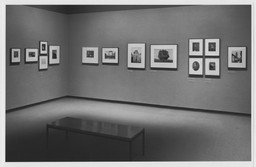 Photography Gallery Reinstallation. Jan 18, 1990. 2 other works identified