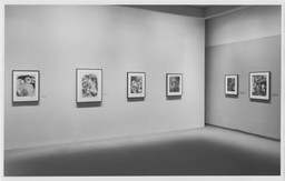 Drawing in Europe, 1881–1938. Jul 19–Sep 21, 1990. 3 other works identified