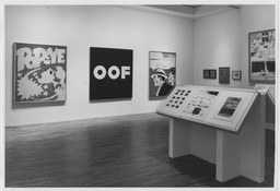 High and Low: Modern Art and Popular Culture. Oct 7, 1990–Jan 15, 1991.