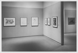 Drawn in America, 1898–1945. Nov 1, 1990–Mar 5, 1991.