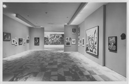 Art of the Forties. Feb 24–Apr 30, 1991. 2 other works identified