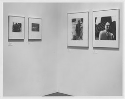 Mean Streets: American Photography from the Collection, 1940s–1980s. Apr 18–Jul 14, 1991.