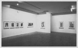 Seven Master Printmakers: Innovations in the 1980s. May 16–Aug 13, 1991. 2 other works identified