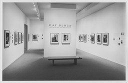 Gay Block: Rescuers of the Holocaust. Jan 16–Apr 14, 1992. 3 other works identified