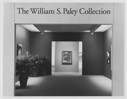 The William S. Paley Collection. Feb 2–Apr 7, 1992.
