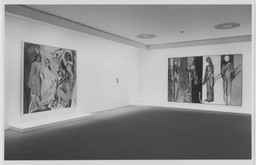 Special Installation: Matisse, Picasso, and Les Demoiselles d'Avignon. Jan 23–31, 1993.