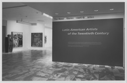 Latin American Artists of the Twentieth Century. Jun 6–Sep 7, 1993. 1 other work identified