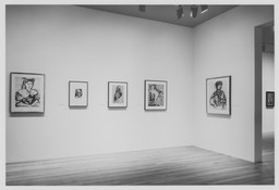 Modern Drawing: A Selection from the Collection, 1884–1961. Oct 23, 1993–Feb 15, 1994. 3 other works identified