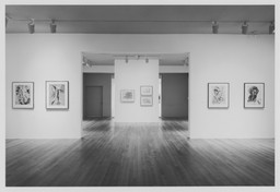 Modern Drawing: A Selection from the Collection, 1884–1961. Oct 23, 1993–Feb 15, 1994. 2 other works identified