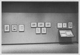 Miró Prints and Books from New York Collections. Oct 17, 1993–Jan 11, 1994. 2 other works identified
