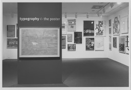 Typography and the Poster. Jan 1–May 31, 1995. 4 other works identified