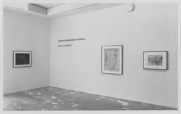 German Expressionist Drawings from the Collection. Dec 22, 1994–Apr 25, 1995. 1 other work identified