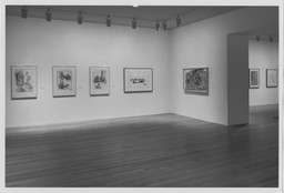American Sculptors in the 1960s: Selected Drawings from the Collection. Feb 16–Jun 20, 1995. 3 other works identified