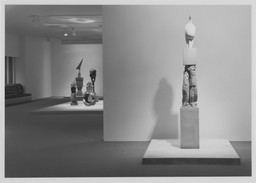 Brancusi: Selected Masterworks from the Musée National d'Art Moderne and The Museum of Modern Art, New York. Jan 18–May 5, 1996. 2 other works identified