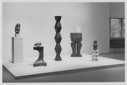 Brancusi: Selected Masterworks from the Musée National d'Art Moderne and The Museum of Modern Art, New York. Jan 18–May 5, 1996.