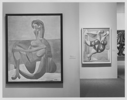 Picasso and Portraiture: Representation and Transformation. Apr 28–Sep 17, 1996. 2 other works identified