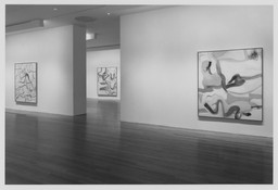 Willem de Kooning: The Late Paintings, The 1980s. Jan 26–Apr 29, 1997.