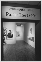 Paris—The 1890s. Jun 19–Sep 2, 1997. 1 other work identified