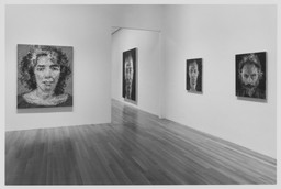 Chuck Close. Feb 26–May 26, 1998.