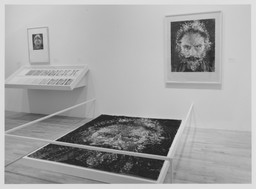 Focus: Chuck Close, Editioned Works. Feb 25–May 25, 1998. 1 other work identified