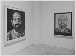 Focus: Chuck Close, Editioned Works. Feb 25–May 25, 1998.