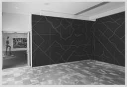 MoMA2000, ModernStarts, People: Sol LeWitt Wall Drawing. Oct 7, 1999–Feb 1, 2000.