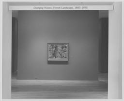 MoMA2000, ModernStarts, Places: French Landscape, The Modernist Vision, 1880-1920. Oct 28, 1999–Mar 14, 2000.