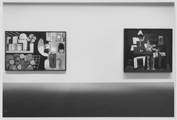 MoMA2000, ModernStarts: People, Composing with the Figure. Oct 7, 1999–Feb 1, 2000. 1 other work identified