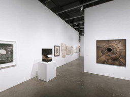 Lee Bontecou: A Retrospective. Jul 30–Sep 27, 2004. 2 other works identified