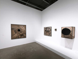 Lee Bontecou: A Retrospective. Jul 30–Sep 27, 2004.