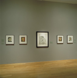 About Face: Selections from the Department of Prints and Illustrated Books. May 21–Jun 5, 2001. 2 other works identified