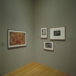 About Face: Selections from the Department of Prints and Illustrated Books. May 21–Jun 5, 2001. 3 other works identified