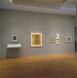 About Face: Selections from the Department of Prints and Illustrated Books. May 21–Jun 5, 2001. 1 other work identified