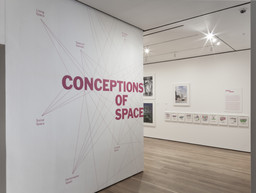 Conceptions of Space: Recent Acquisitions in Contemporary Architecture. Jul 4–Oct 19, 2014. 9 other works identified