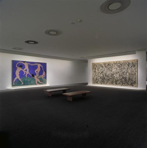 Jackson Pollock  One: Number 31, 1950  1950 | MoMA