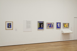 Henri Matisse: The Cut-Outs. Oct 12, 2014–Feb 10, 2015. 2 other works identified