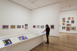 Henri Matisse: The Cut-Outs. Oct 12, 2014–Feb 10, 2015. 4 other works identified