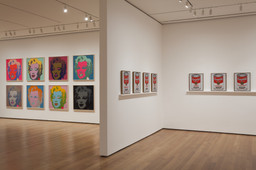 Andy Warhol: Campbell's Soup Cans and Other Works, 1953–1967. Apr 25–Oct 18, 2015. 8 other works identified