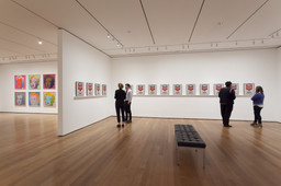 Andy Warhol: Campbell's Soup Cans and Other Works, 1953–1967. Apr 25–Oct 18, 2015. 6 other works identified